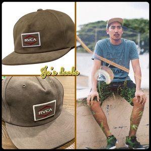 🤙🏻 RVCA 'pints' SnapBack hat for men 🤙🏻